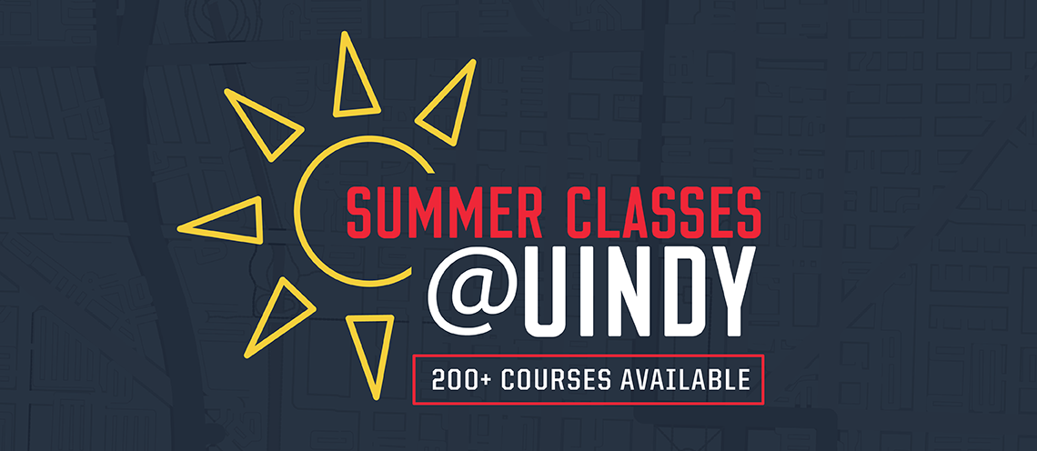 Summer classes at UIndy